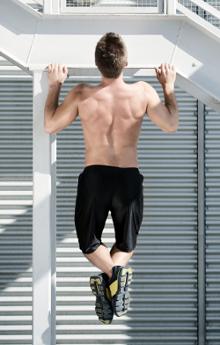 schneller lernen klimmzüge